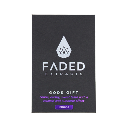 Gods Gift Shatter by Faded Extracts