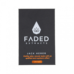 Jack Herer Shatter by Faded Extracts