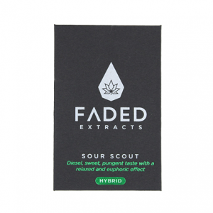 Sour Scout Shatter by Faded Extracts
