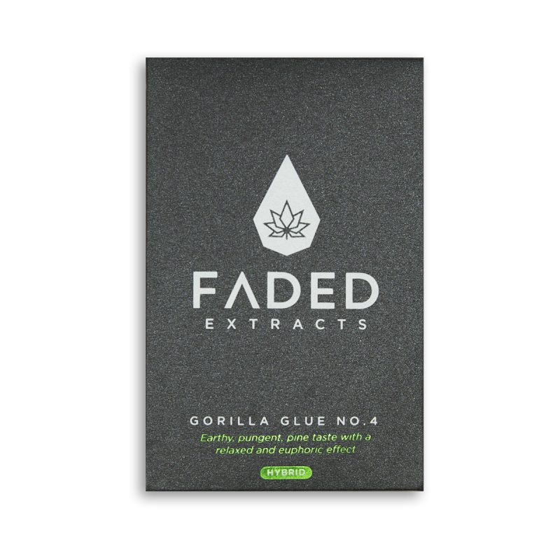 Faded-Extracts-Gorilla-Glue-#4-Shatter
