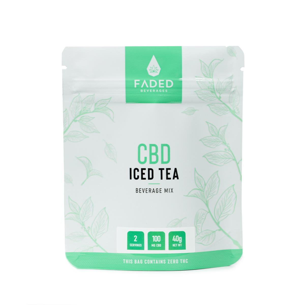 CBD Iced Tea
